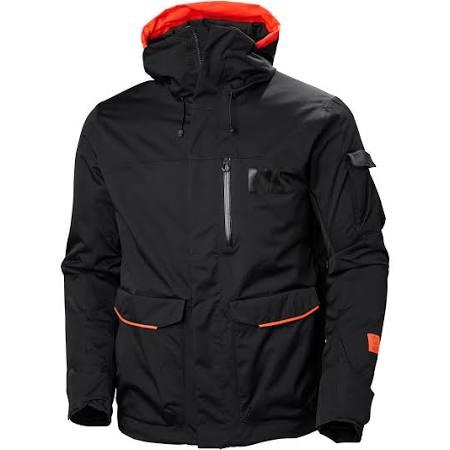Xl De 0 Snowboard Helly Negro Esquí 2 Chaqueta Fernie Hansen ca0w8cWdq