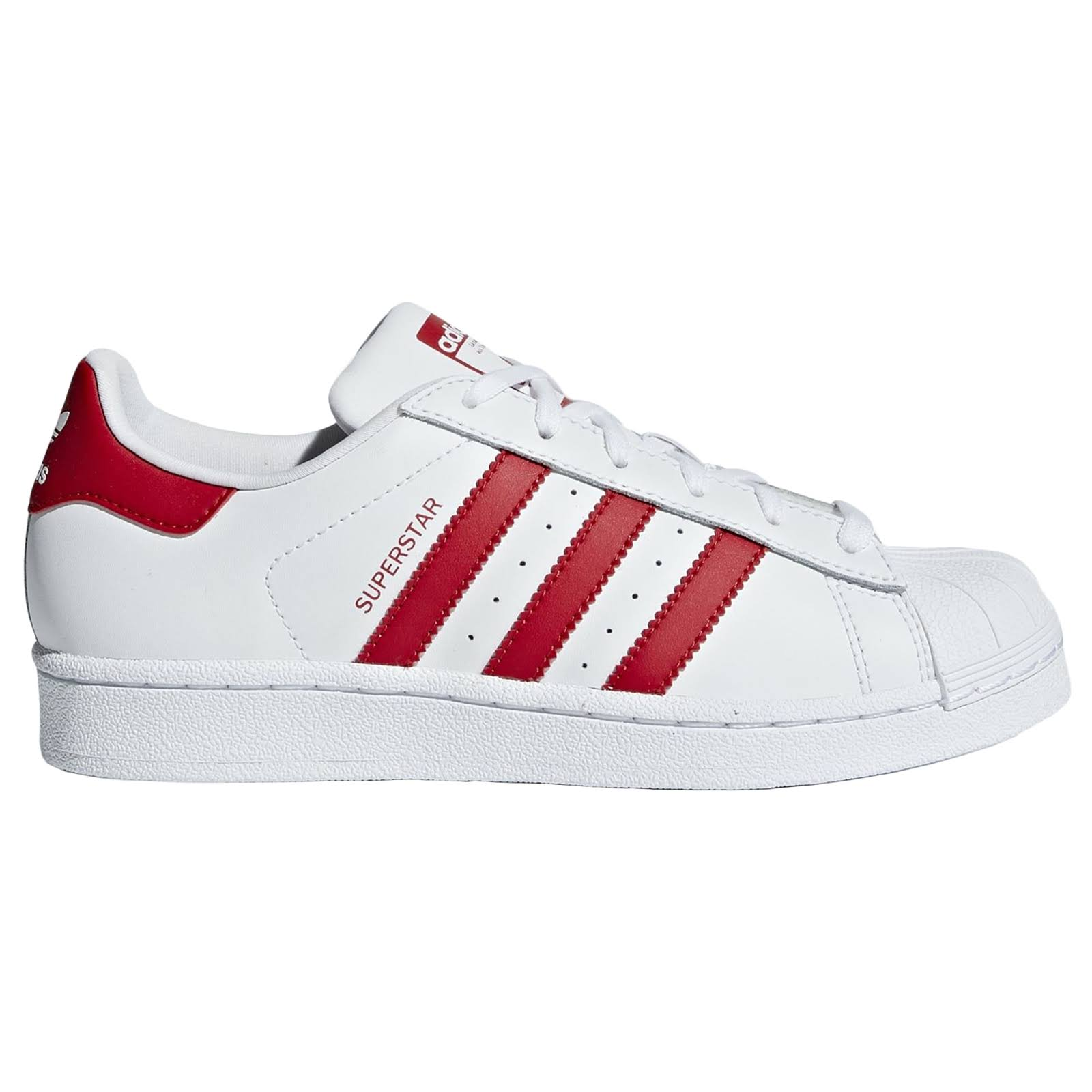 Adidas Superstar Shoes - White - Kids