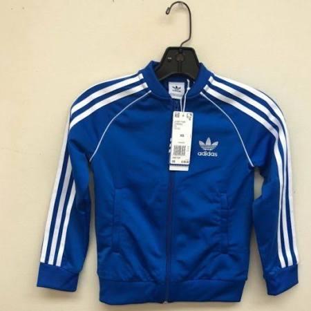 Estilo J 50 Y 00 Tamaños Colores Chaqueta Deportiva Nuevo Azul Sst Kids Adidas Asst x1qRwzf