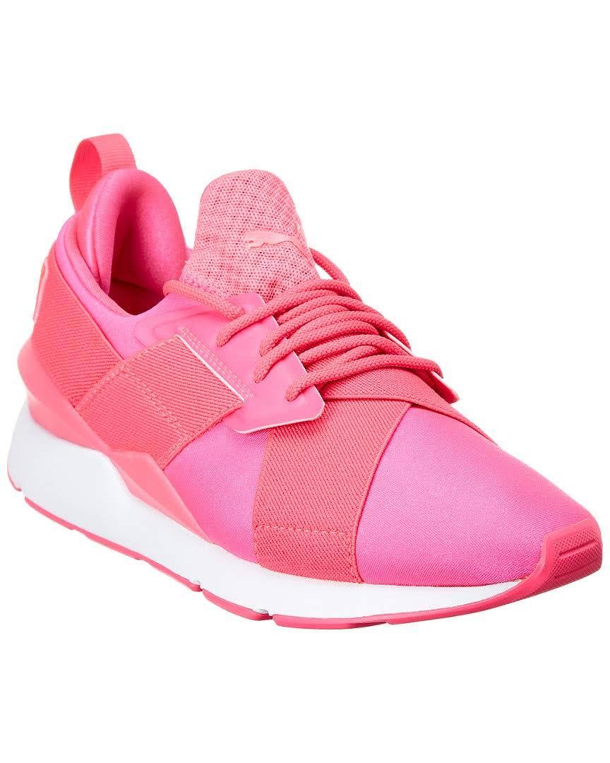 6 Zapatos De Tamaño Muse Puma 36806702690 Mujer Ep Satin 6axvw8WOH