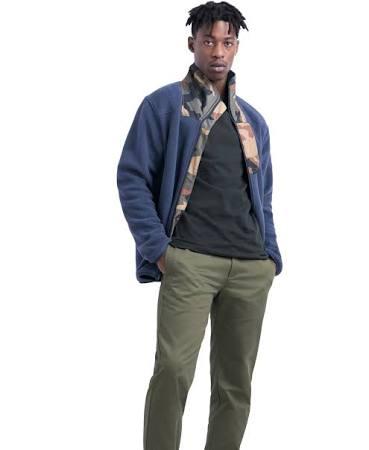 Woodland Zip Up Camo M Herschel Peacoat Fleece Co Supply xS00t1nT