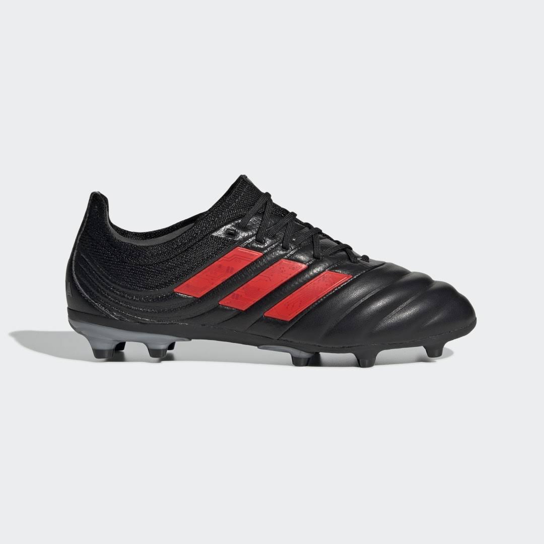 Adidas Copa 19.1 Firm Ground Boots Football - Kids - Black