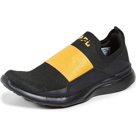 Labs Athletic 6 Apl Bliss Techloom Propulsion 5 Yellow Racing Sneakers Black SwEqRRd