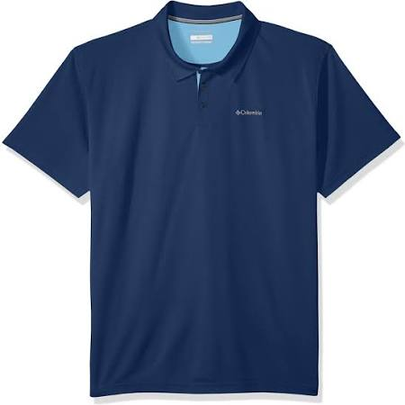 Mens Polo Tall Columbia Big amp; Utilizer FnS1d