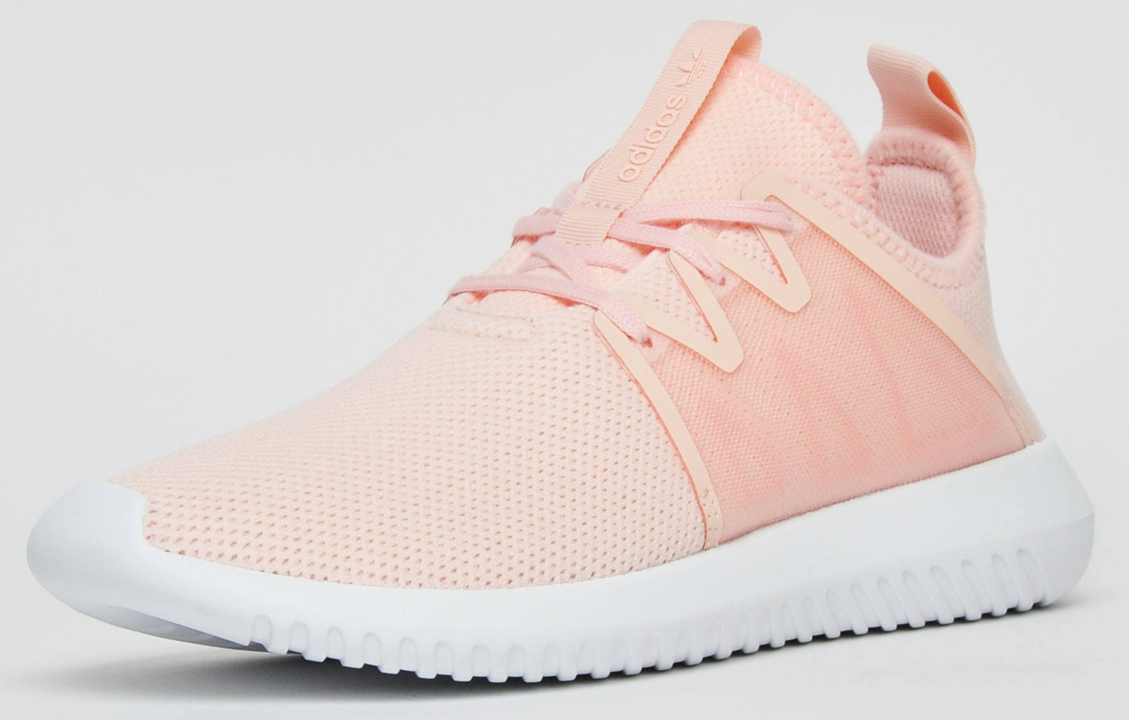 Adidas Originals Tubular Viral Womens Trainers, Size 7 in Pink / White