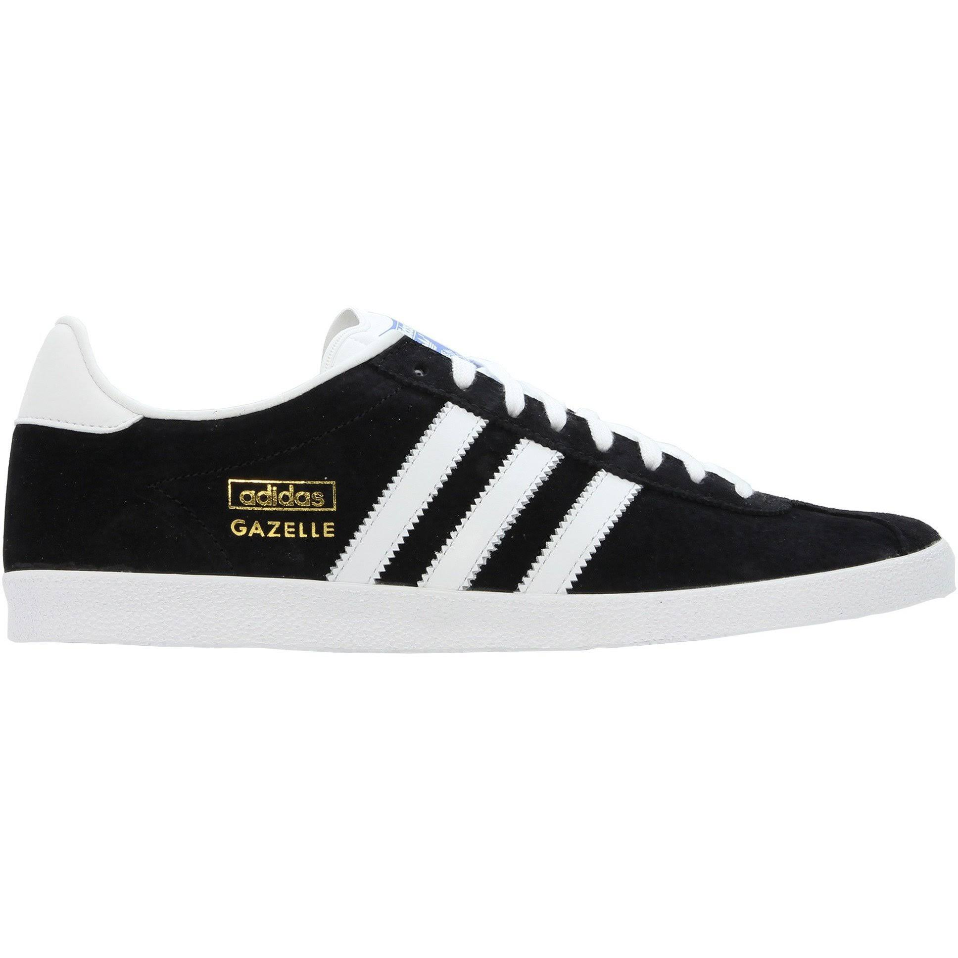 (10) Adidas Originals Gazelle OG - Black