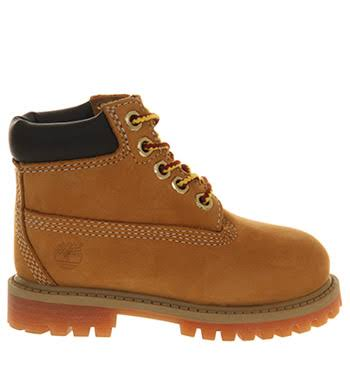 Inch Kids Boots Up Natural Classic Nubuck Size Wheat Lace Timberland Waterproof 6 12 Ankle Youth dqv6wxdt8