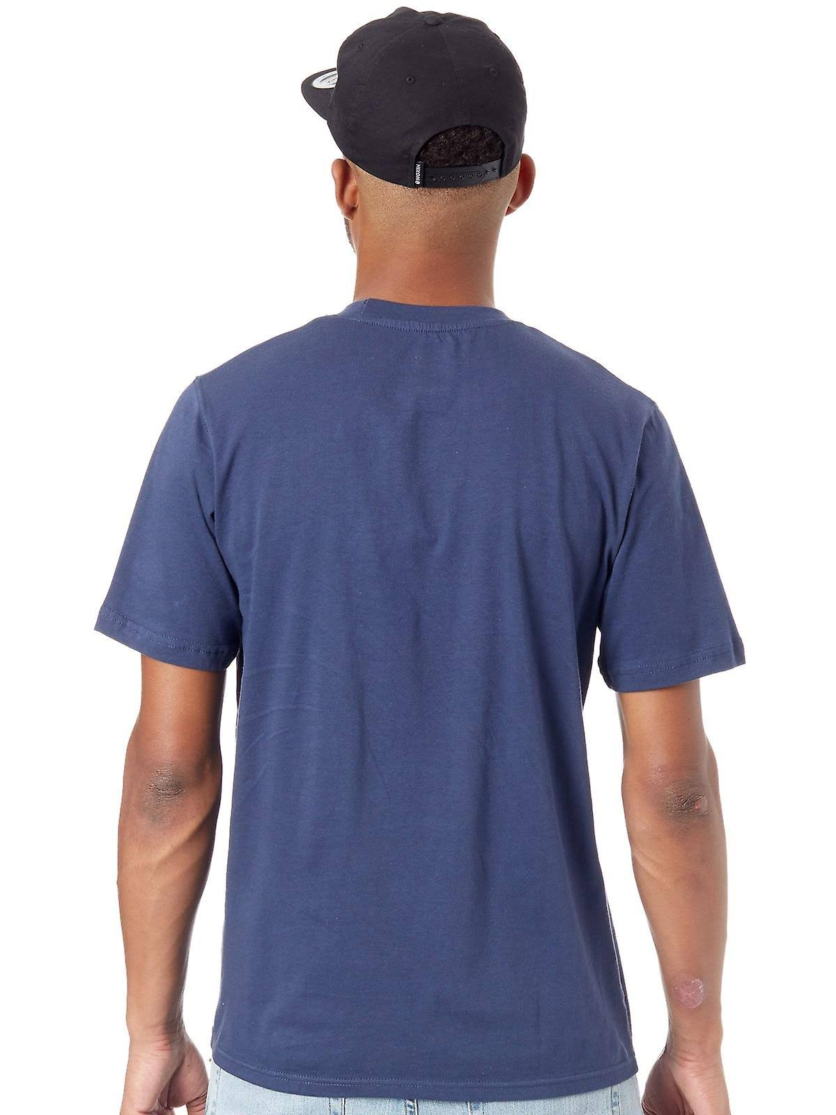 Marineblau shirt Hufeisen Dickies Azul L T PxvnpHw