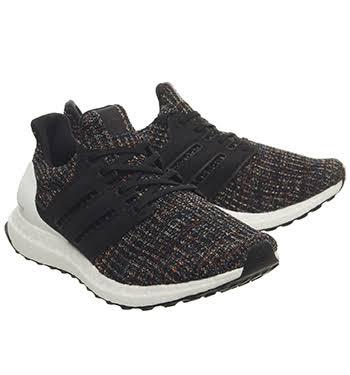 Schwarz rot Adidas Core Boost Ultra Black Multi qzYwYXrT
