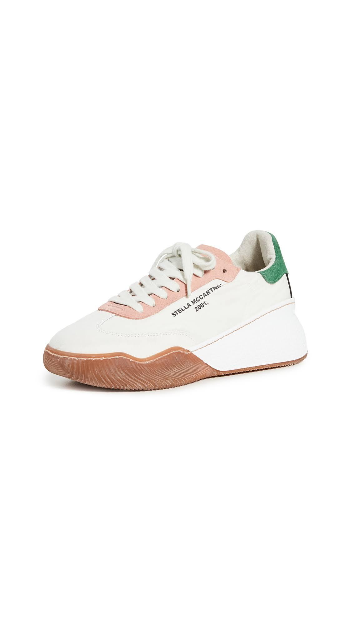 Stella McCartney, Loop Sneakers, Women, Multicoloured, UK 4, sneakers