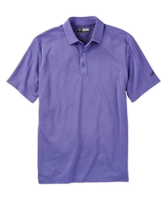 Jacquard Grande Para Alto 3x iris Denim De Iris Y Púrpura Hombre Púrpura Polo Callaway 51nwTBq5