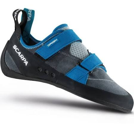 Gray 45 Iron Climbing Scarpa Origin Shoes Oxq7wEOXR