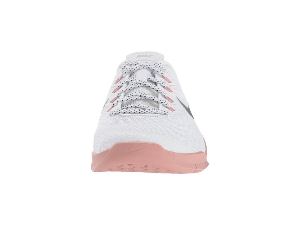 Zapatos 6 Metcon Blanco Mujer Entrenamiento 4 Nike Tamaño 5 De Para RqwrpgxRH