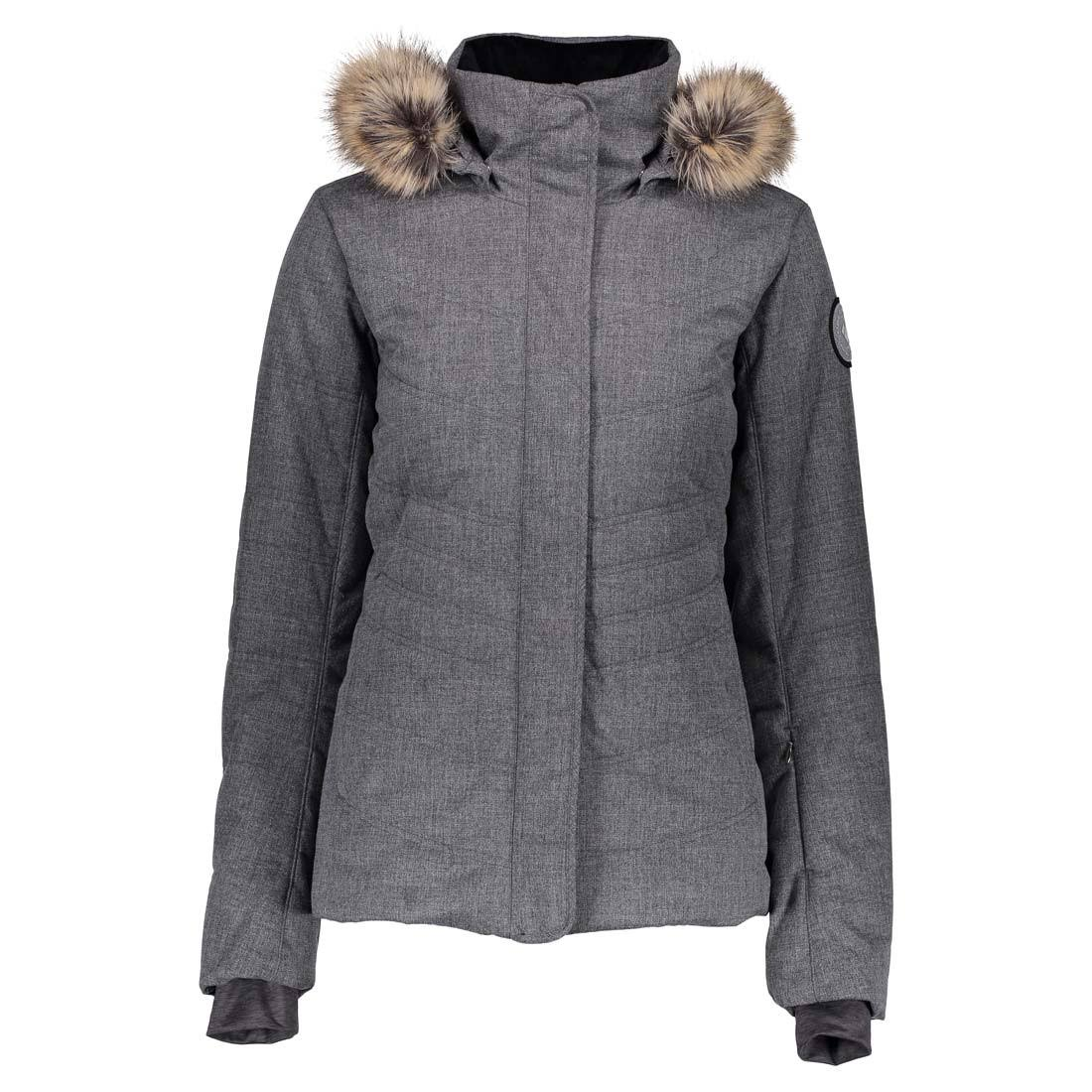 Into Jacket Womens Tuscany Obermeyer Blue The 60ZtgHnwqx