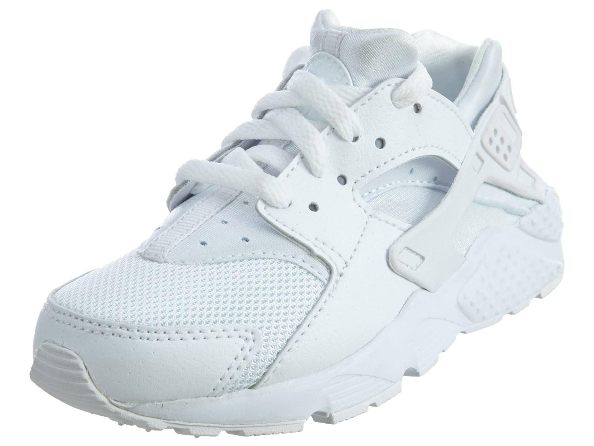 Blanco 1 Run Niños Nike 704949110 Preescolar Calzado Tamaño Para Huarache z5q658