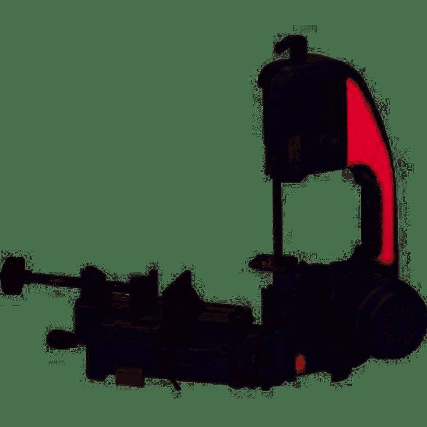 新ダイワ バンドソー 平バイス コンター機能付 RB120FV