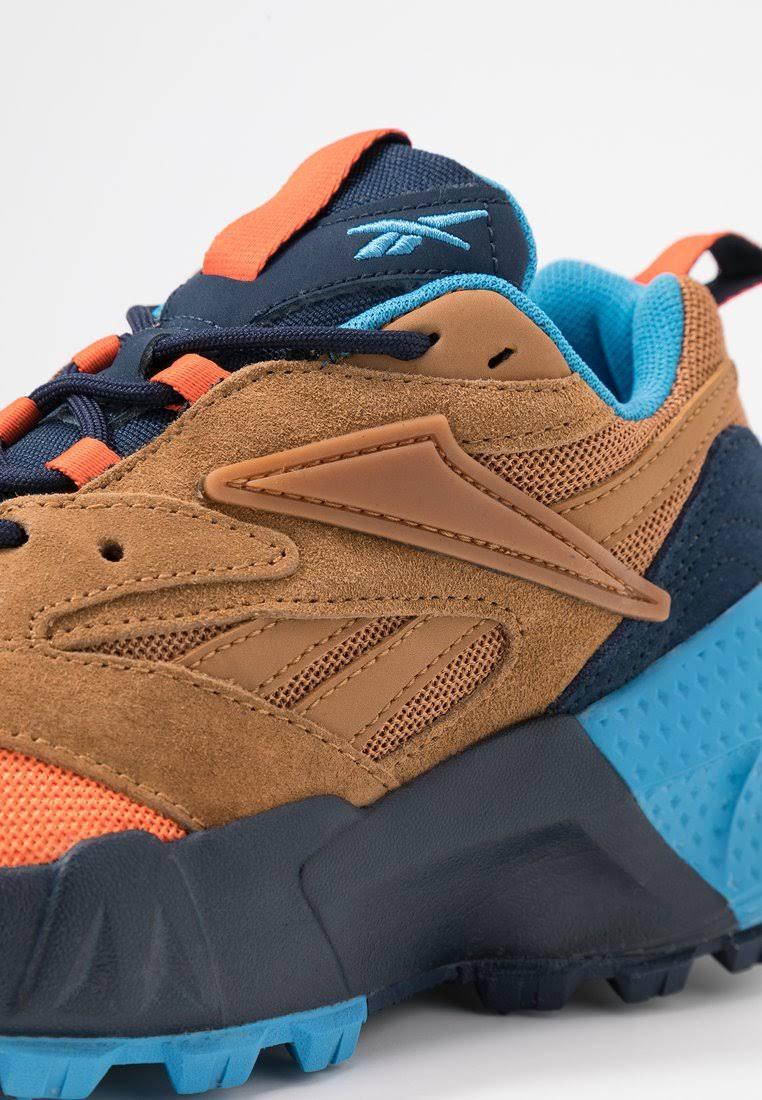 Reebok Aztrek Double Mix Trail Shoes - Womens - Brown