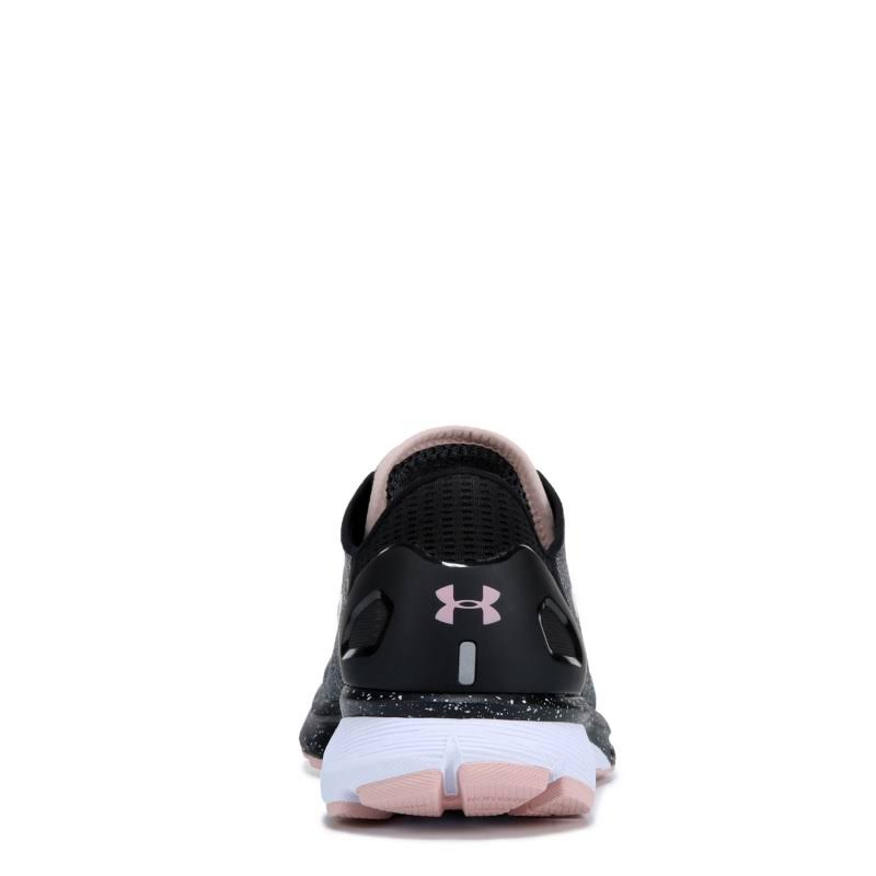 Schwarz Größe 6 Pink M Pink Under Charged 0 Armour Damen Escape Laufschuhe schwarz HAPq01