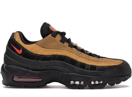 Nike Air Max 95 Black Wheat  ZBNZVNR