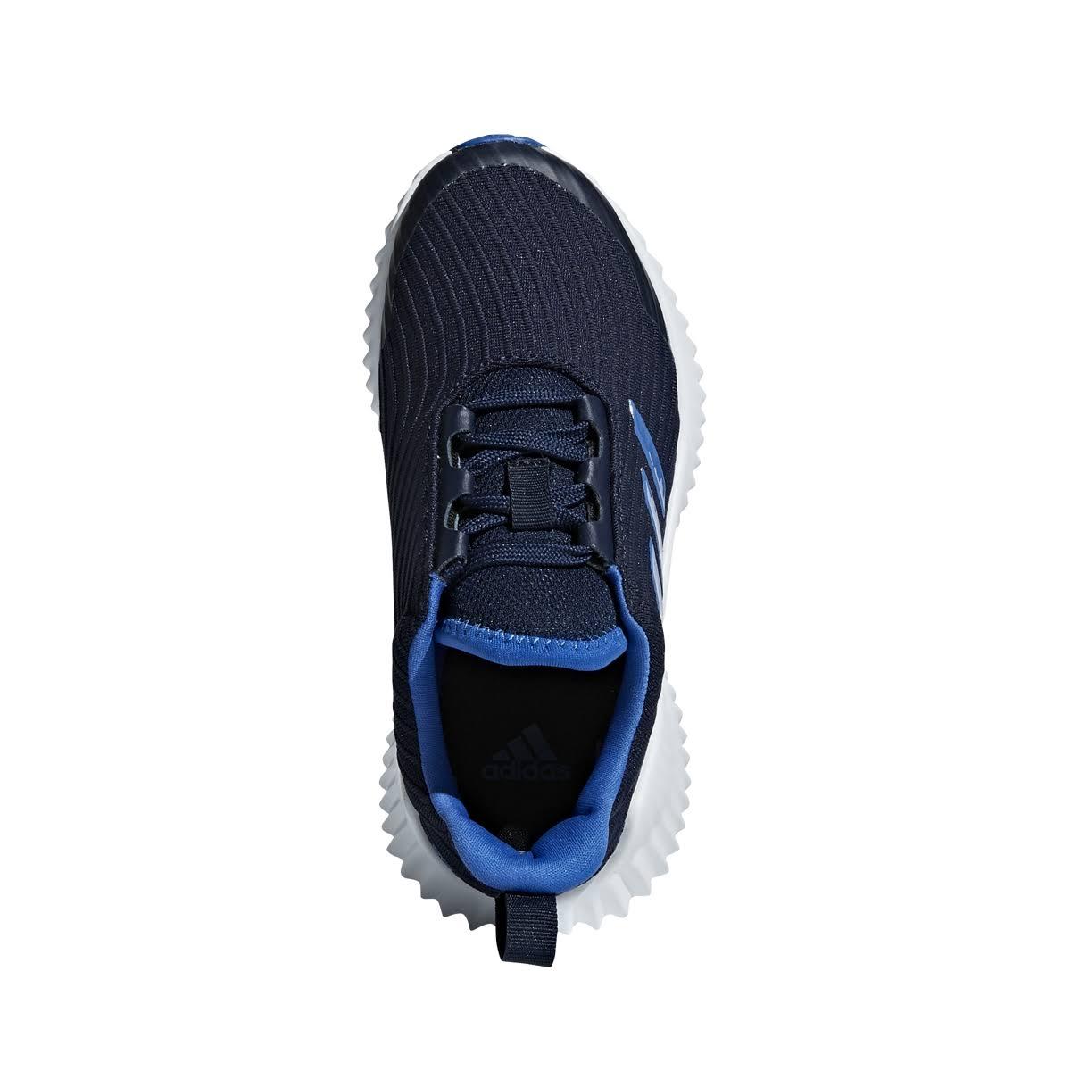 K Adidas Running Niños Fortarun Azul 3 Para Zapatillas Negro Ah2620 De 6ZgqwI