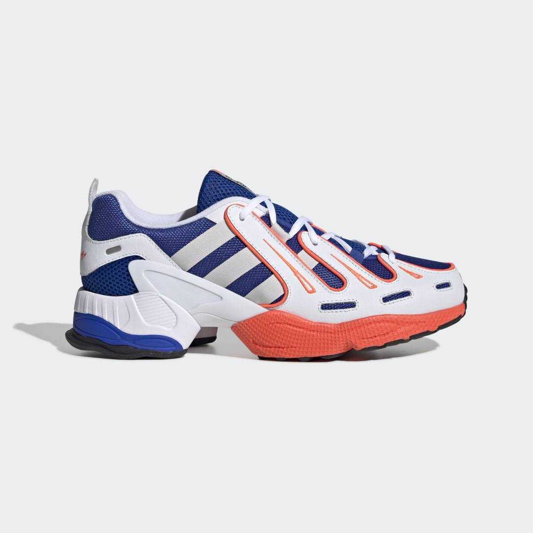 Adidas Originals EQT Gazelle Shoes - Power Blue - Mens