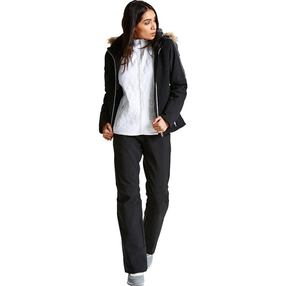 Womens Dare2b Plica Jacket Dare2b Jacket Plica Black 1vwX6q