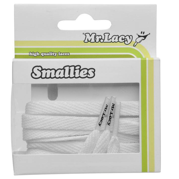 Mr Lacy Smallies - White