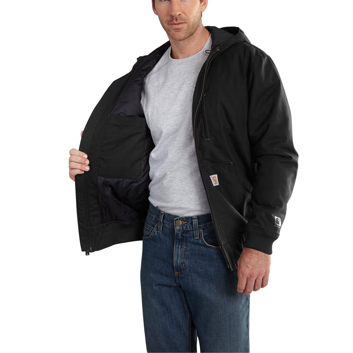 com Carhartt Jacket Duck 101493 Quick Midwestworkwear Active Jefferson qrqgfnZv