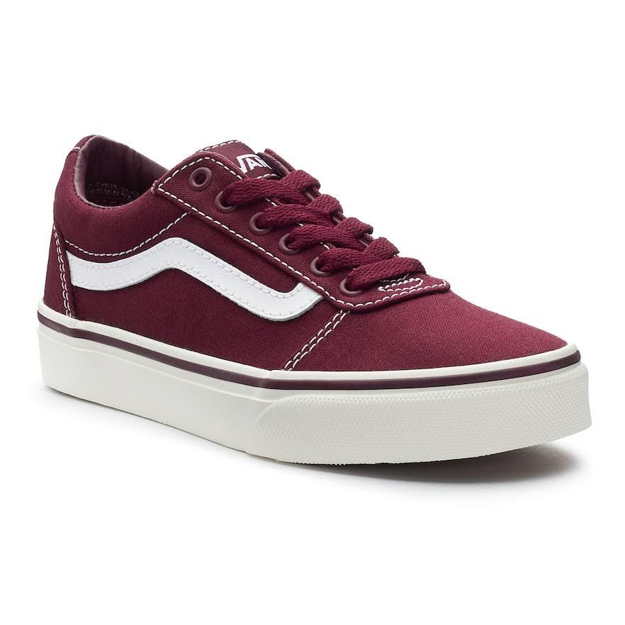 Kid Größe Vans Sneakers rot 13 Little Big amp; Ward C7fn50q7