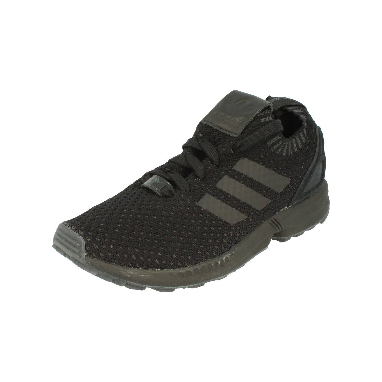 (6) Adidas Originals Zx Flux Pk Mens Running Trainers Sneakers