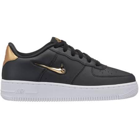 LowBoys Black 1 'Grade Nike 6 Air maat zwartgoud Force School YbfIym67gv