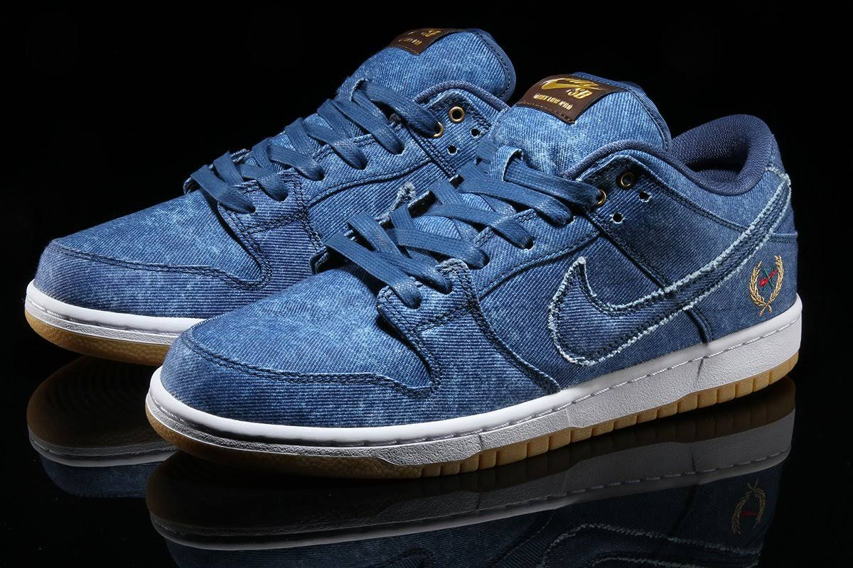 Sb Low Qs Dunk Herrenschuh Nike Blau Trd 4qp045w