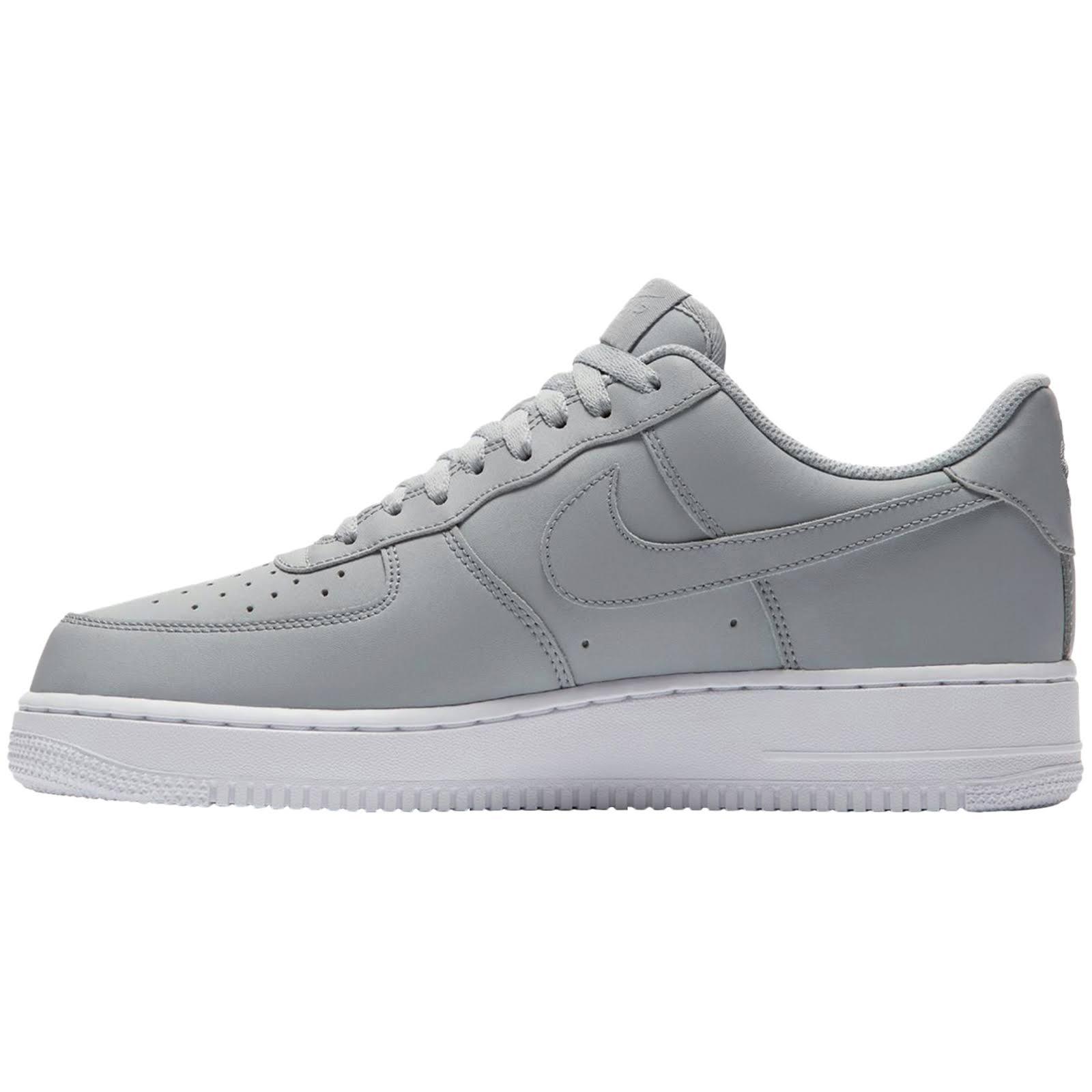 Nike Wolf Air '07 Force 1 Greywhite GreyWhite wOk80nP