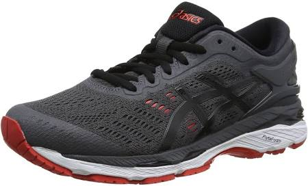 24 Size Shoes Grey Kayano Mens Grey 5 fiery black Dark Asics Red 7 Gel Running fqIxYPEU