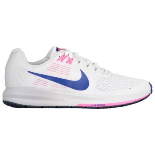 Scarpe Air 21 5 Running Nike White Summit Taglia 5 Zoom Donna Structure Da v0Nnw8m