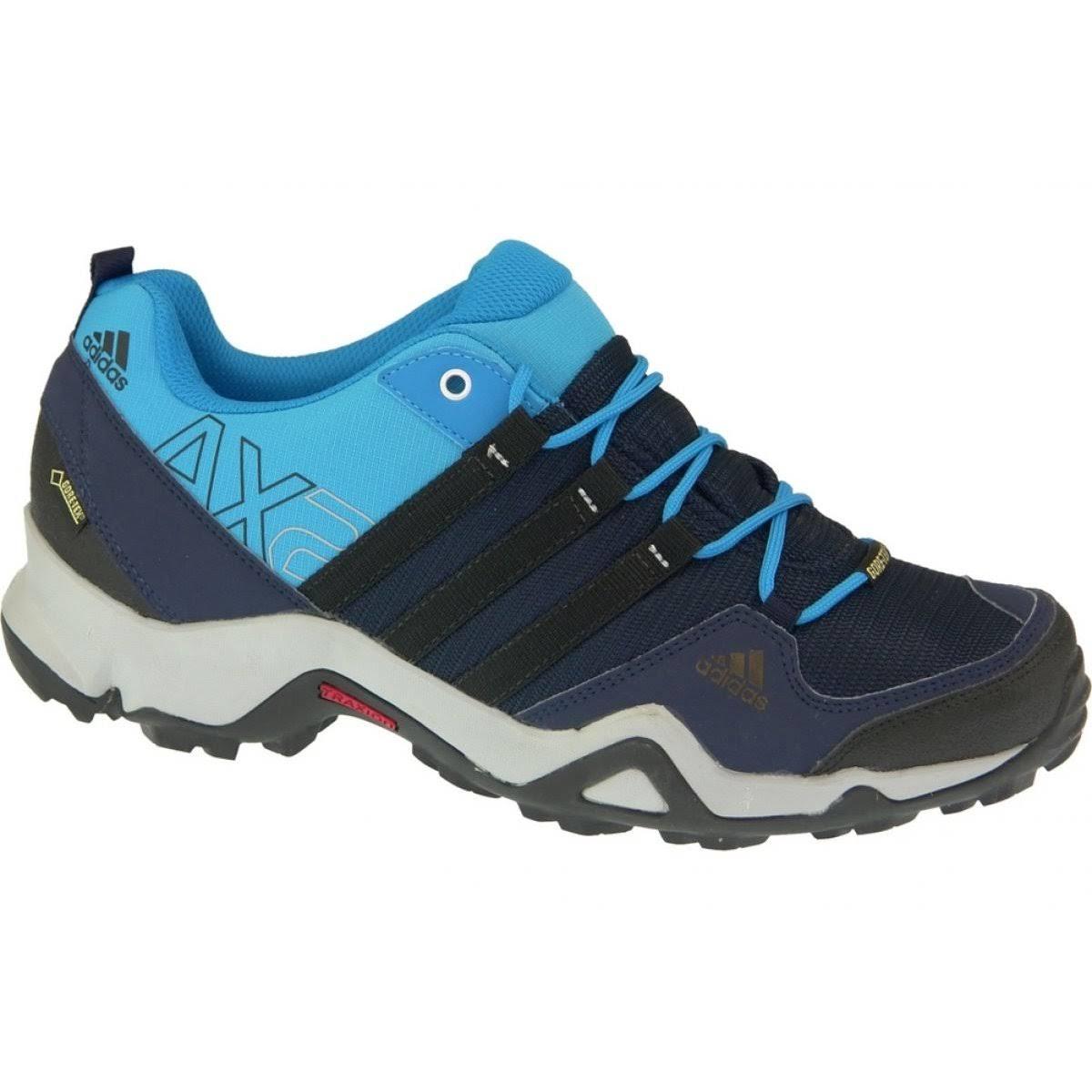 (7) Adidas AX2 GTX M29434 Mens Navy Blue Sports Shoes
