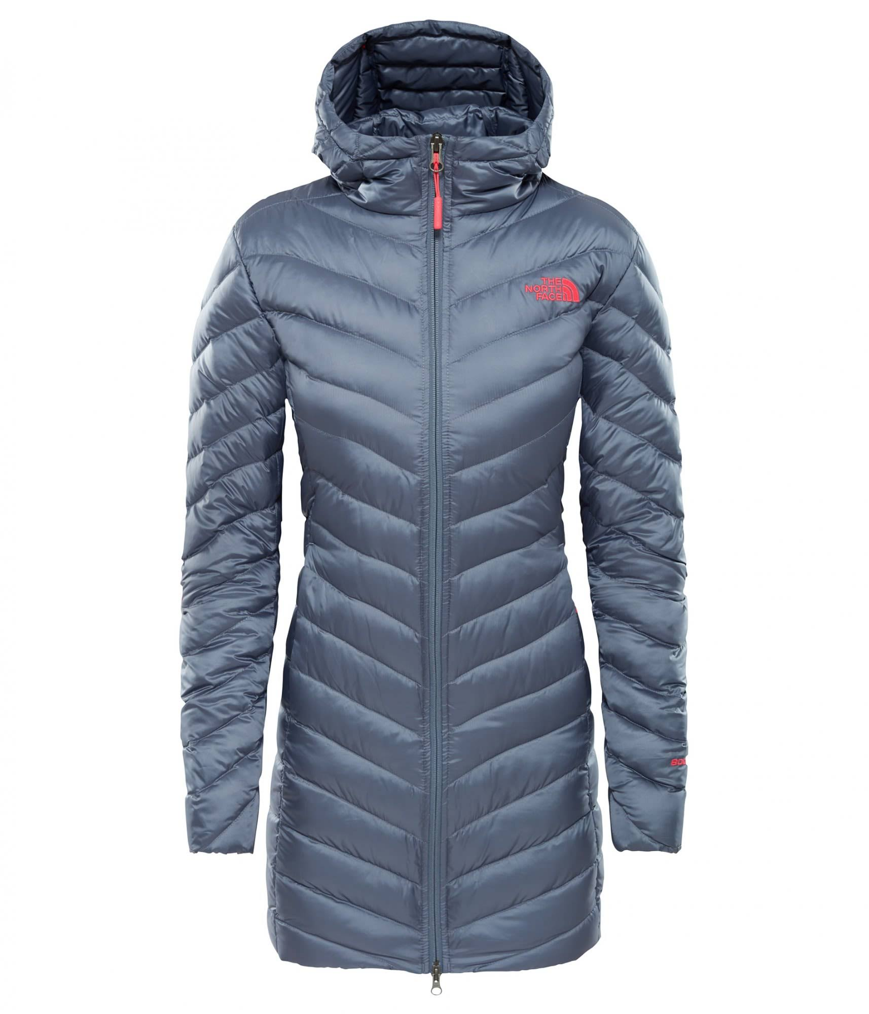 The Face Grisaille Parka M Trevail Ladies North Grey Tr6axq5Tn