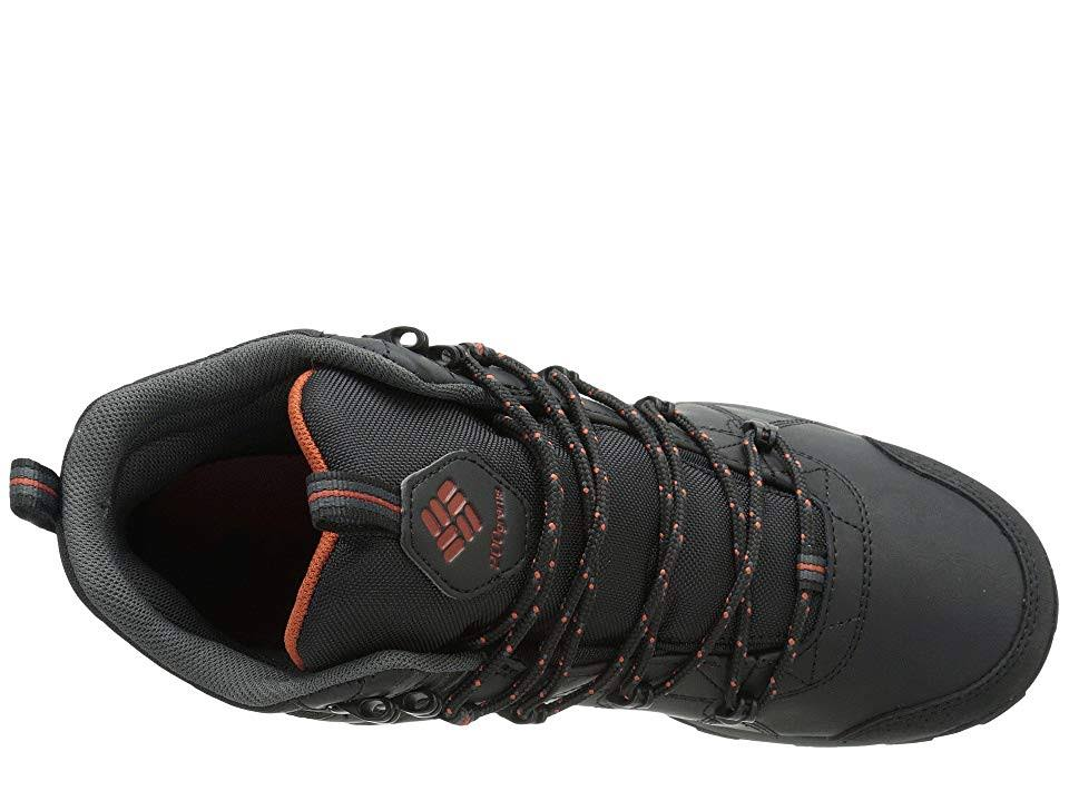 Zapatillas Mid Negro 11 Hombre Venture 5 Columbia Peakfreak Trail Oh wqPfBw