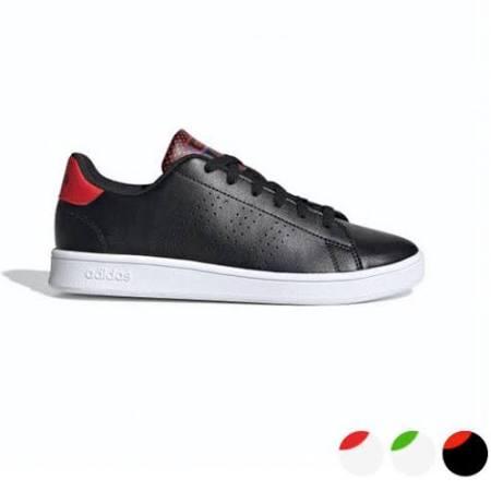 Sports Shoes for Kids Adidas Advantage K Black / 30.5