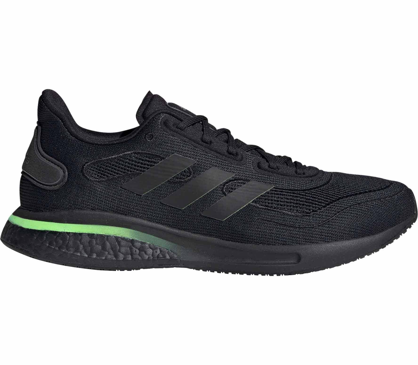 Adidas Supernova Shoes Running - Black