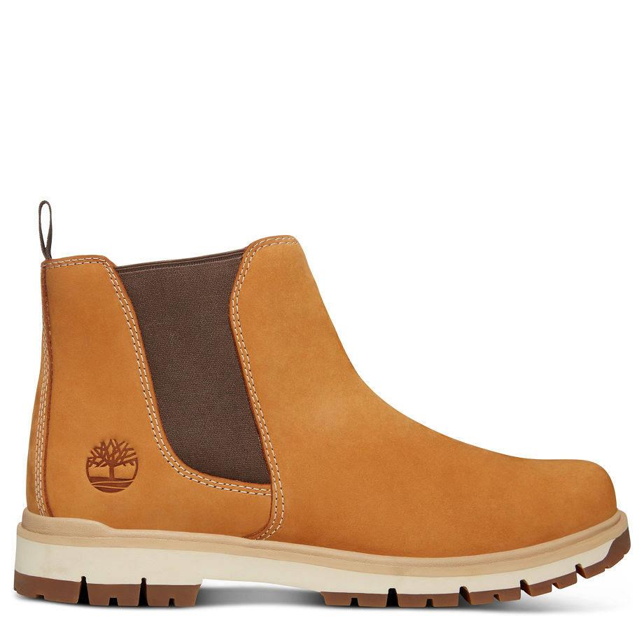 heren voor in geelmaat 41 Radford Timberland geel Boot Chelsea 8wN0nvm