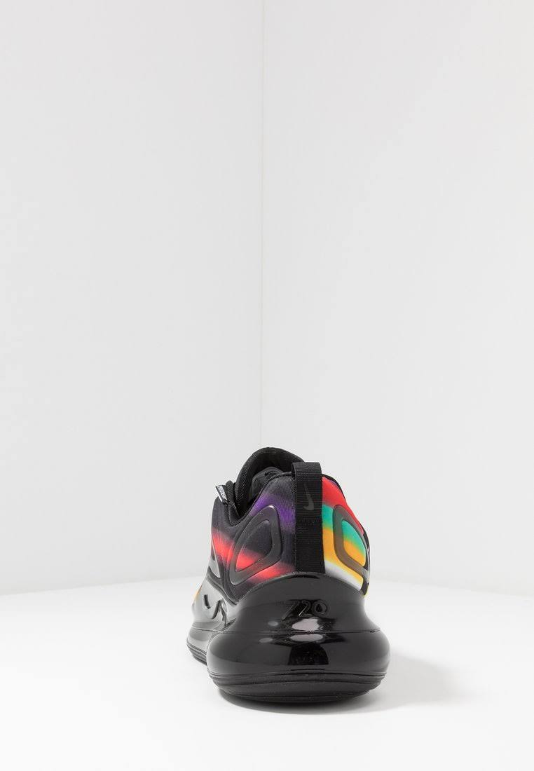 Nike Air Max 720 Black Neon Streaks  SlwXJiw