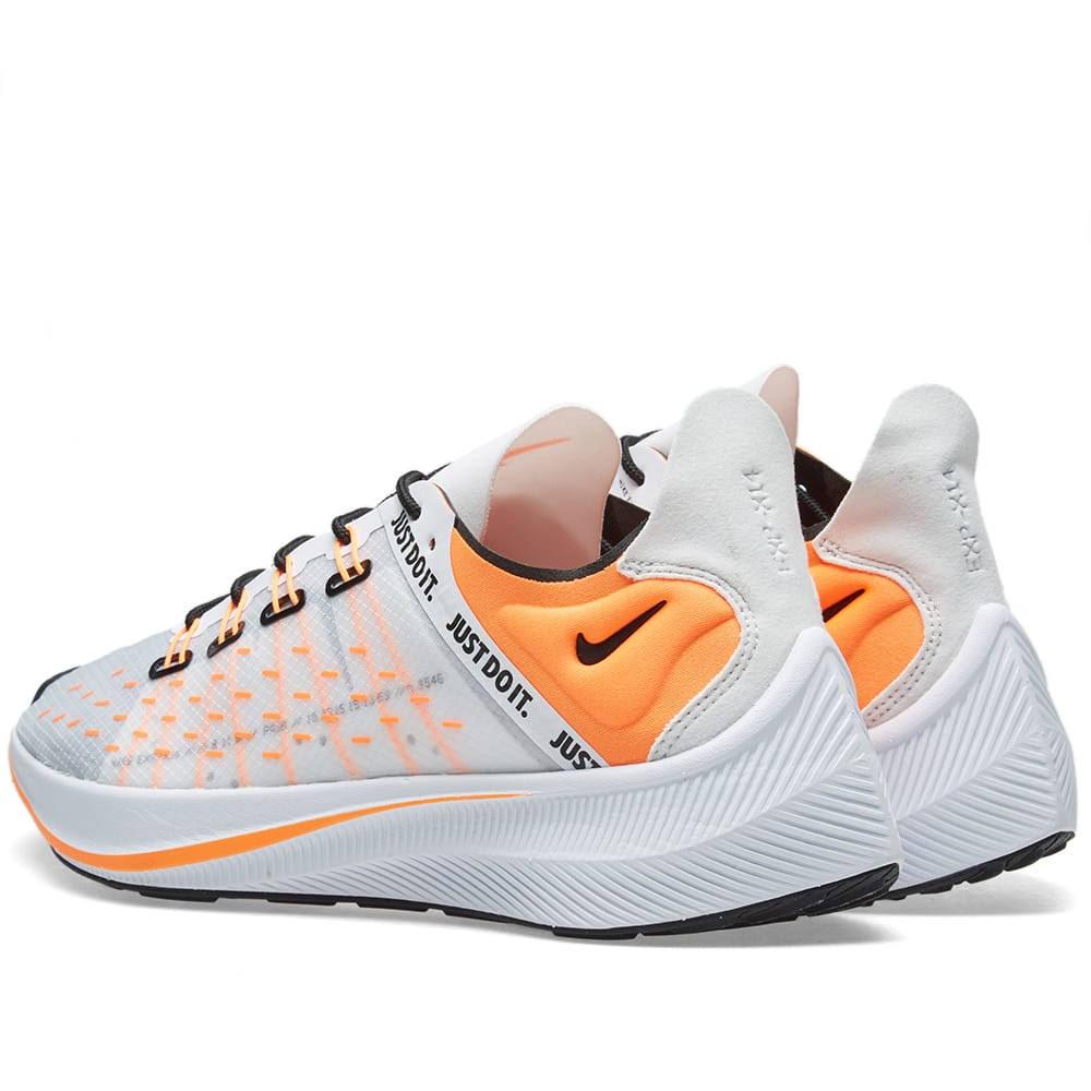 white Orange Size Grey Black x14 Shoe amp; Se White 8 Exp Men's Nike qg06p4
