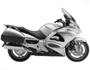Silver Honda ST1300 Fairings | # 2618