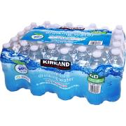 Kirkland Signature Premium Bottled Drinking Water, 16.9-Ounce, 40-Pack