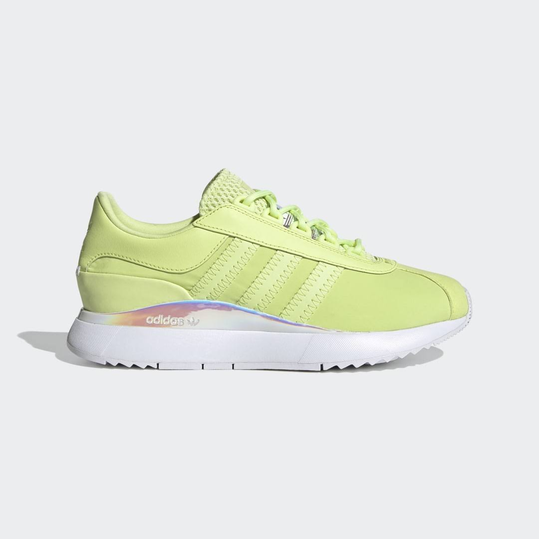 Adidas SL Andridge Shoes - Womens - Yellow
