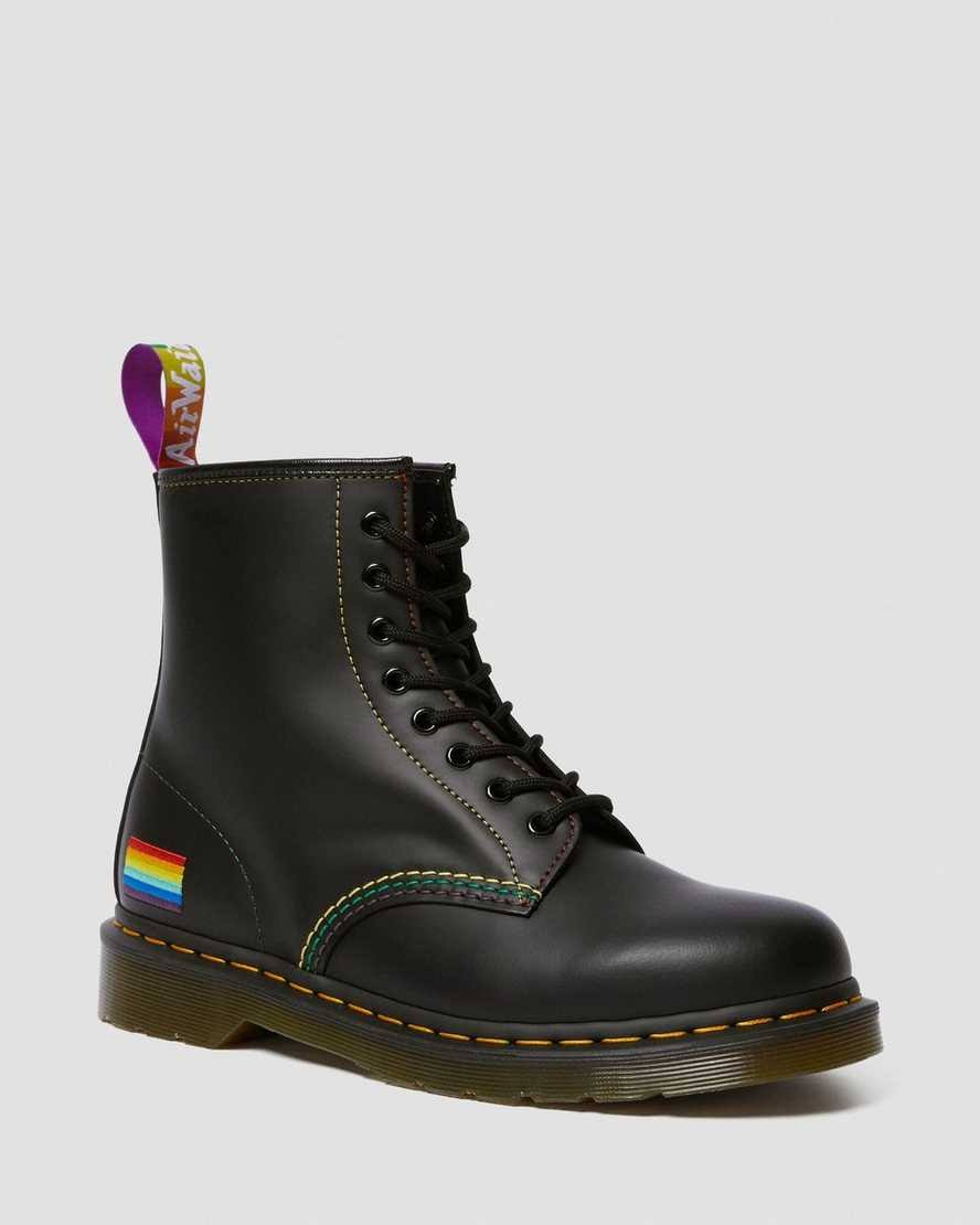 1460 PRIDE LEATHER ANKLE BOOTS