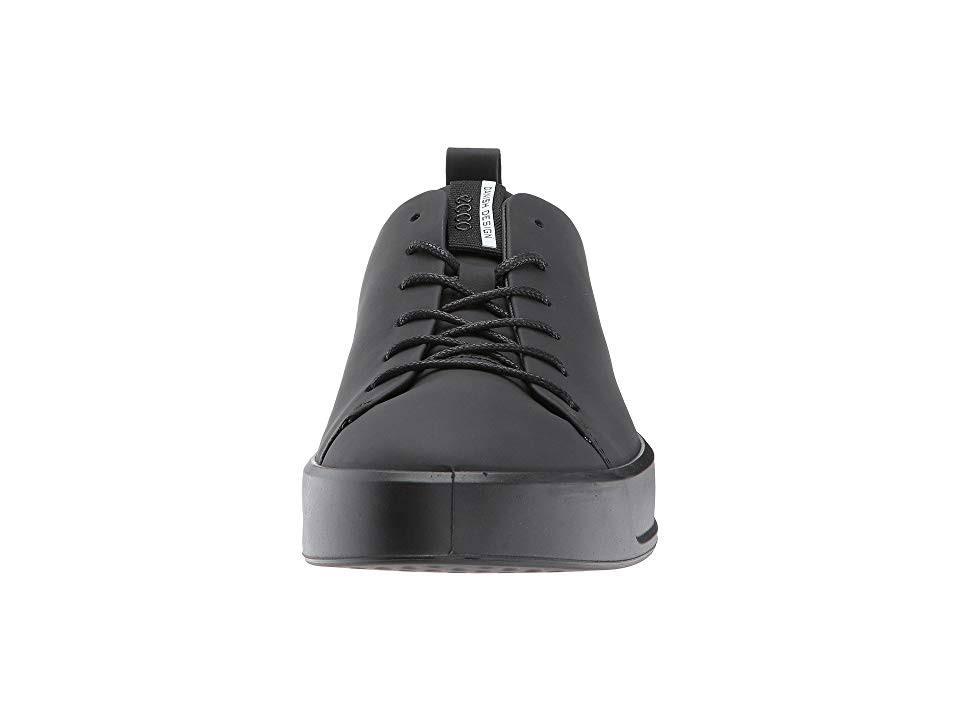 Ecco Da 41m Sneaker Stringata Soft 8 UomoNeraTaglia K1JlTc3F