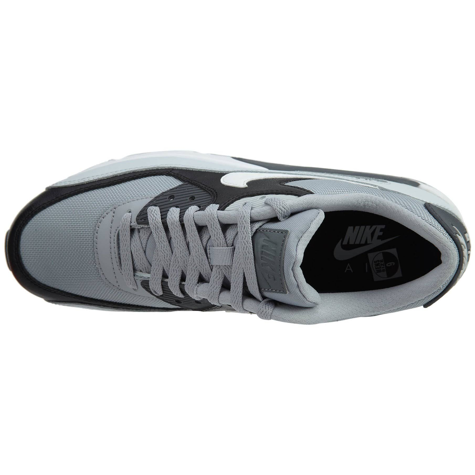 Grau Max Essential Nike Weiß 90 Wolf Air XfaqU