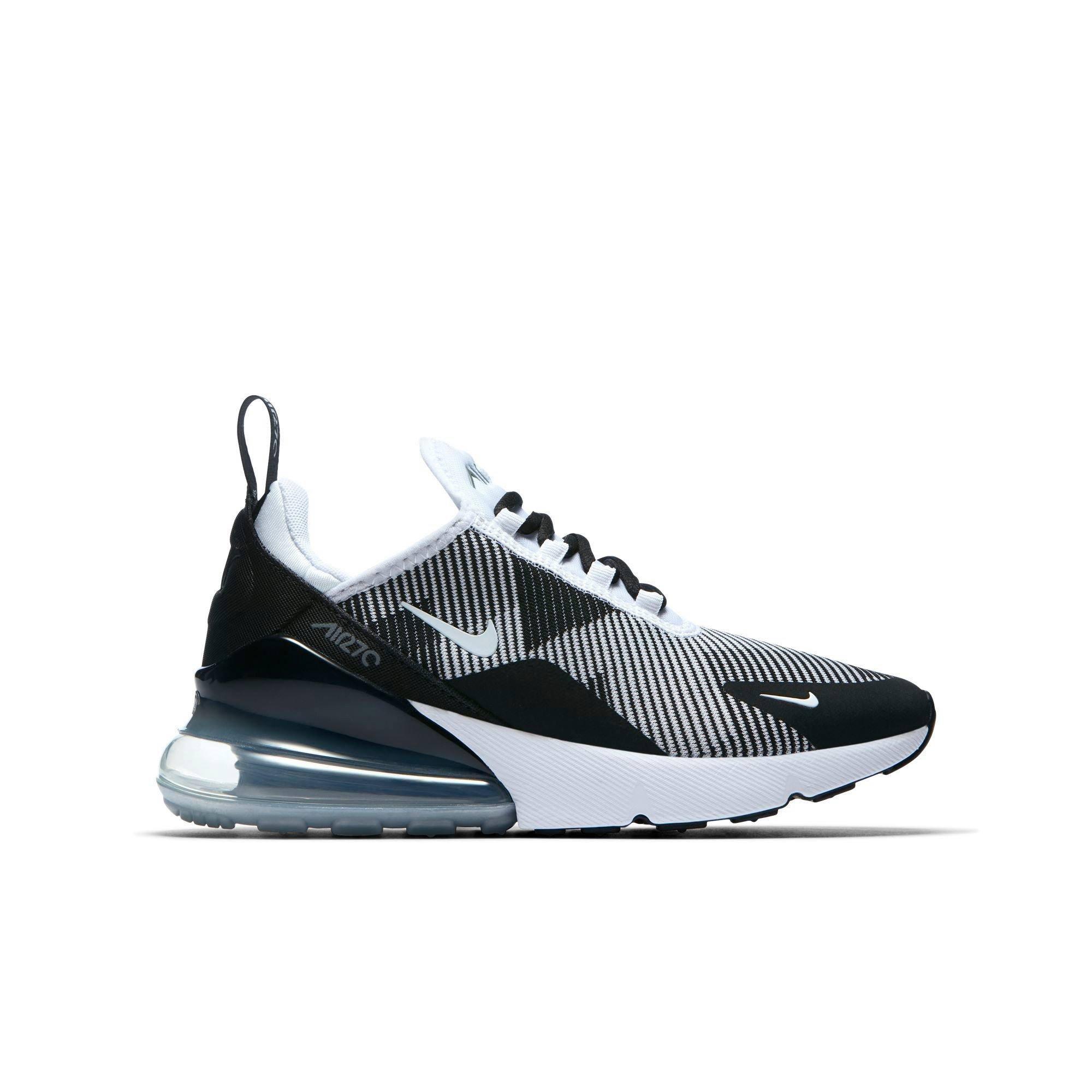 cool 5 Grey Air Max Jungen Größe 3 Ar0301007 Nike Weiß Schwarz 270 Schulschuhe B1F6w6qx